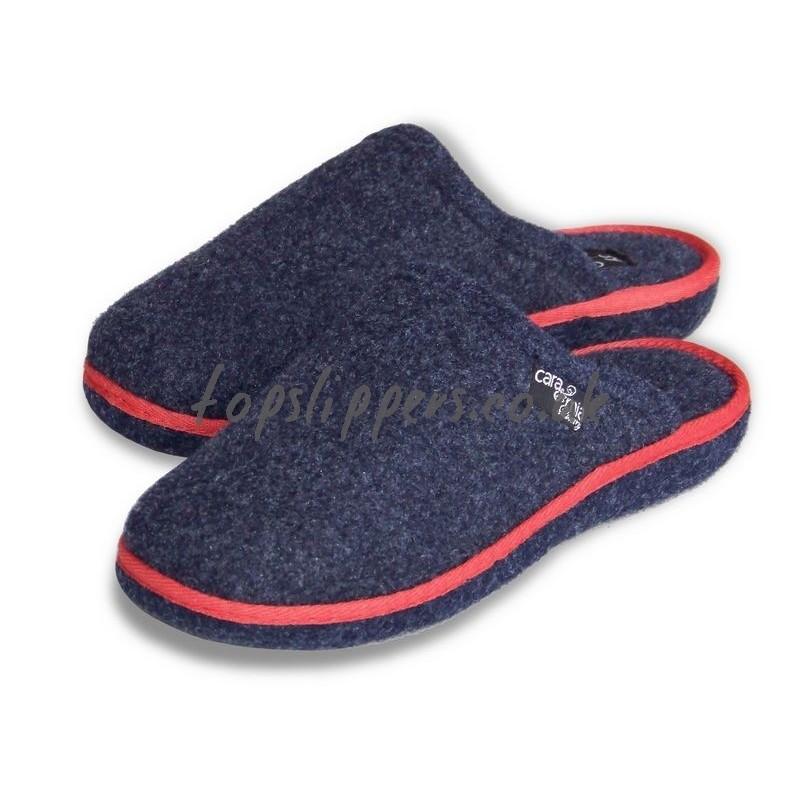 Buy Felt Slippers Mules For Women